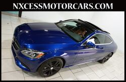 2017_Mercedes-Benz_C-Class_C 300 SPORT COUPE PANO-ROOF NAVIGATION 1-OWNER._ Houston TX