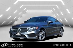 Mercedes-Benz C-Class C 300 Sport Coupe Greg Magno Msrp $ 53250! Loaded! 2017