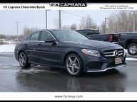 2017 Mercedes-Benz C-Class C 300 Watertown NY