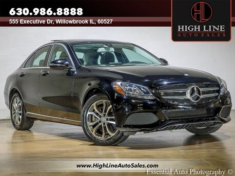 2017_Mercedes-Benz_C-Class_C 300_ Willowbrook IL