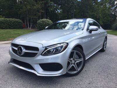 2017_Mercedes-Benz_C-Class_C 300_ Charleston SC