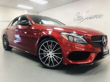 2017_Mercedes-Benz_C-Class_C 43 AMG®_ Dallas TX