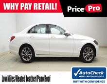 2017_Mercedes-Benz_C-Class_C300 4MATIC w/Panoramic Sunroof_ Maumee OH