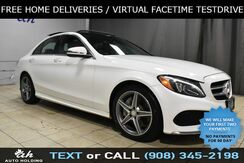 2017_Mercedes-Benz_C-Class_C300_ Hillside NJ