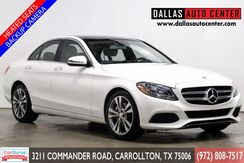 2017_Mercedes-Benz_C-Class_C300 Sedan_ Carrollton TX