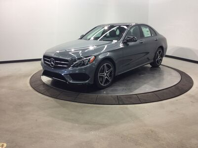 2017_Mercedes-Benz_C-Class_C300_ Charleston SC
