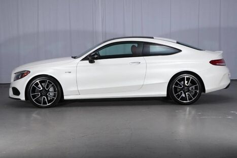 Mercedes-Benz C-Class Coupe 4MATIC AWD AMG C 43 2017