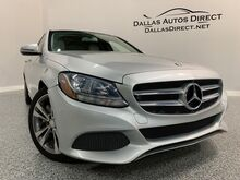 2017_Mercedes-Benz_C-Class_**PANO ROOF**LOADED_ Carrollton  TX