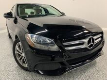 2017_Mercedes-Benz_C-Class_**PANO ROOF**Warranty**LOADED_ Carrollton  TX
