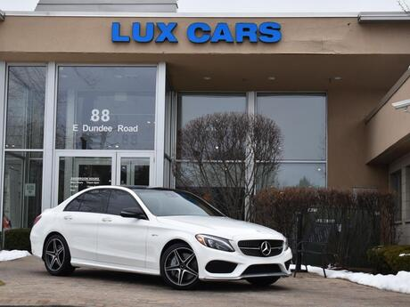 2017 Mercedes-Benz C43 Panoroof P2 Nav 4MATIC MSRP $57,040 AMG Buffalo Grove IL