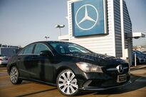 Mercedes-Benz CLA 250 4MATIC® COUPE 2017