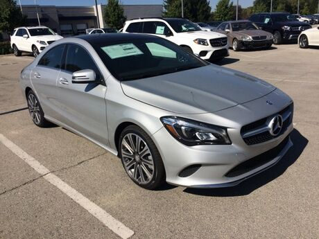 2017 Mercedes-Benz CLA 250 4MATIC® COUPE Indianapolis IN