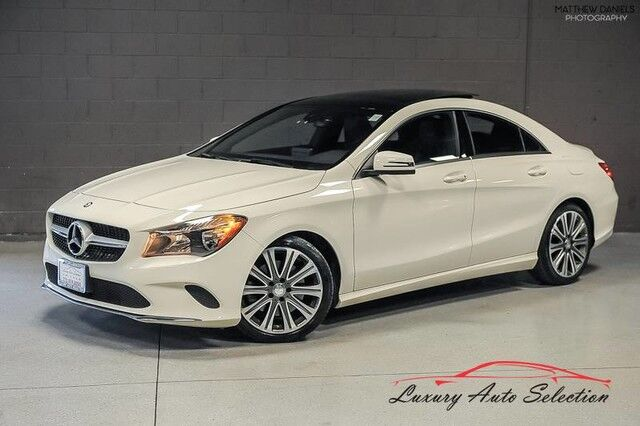 2017_Mercedes-Benz_CLA 250 4Matic_4dr Sedan_ Chicago IL