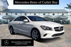 2017_Mercedes-Benz_CLA_250 COUPE_ Miami FL
