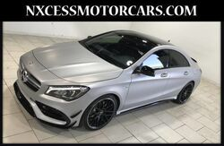 2017_Mercedes-Benz_CLA_AMG CLA 45 CLEAN SUPER FAST TURBO_ Houston TX