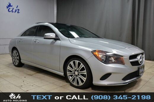 2017 Mercedes-Benz CLA CLA 250 4matic Hillside NJ