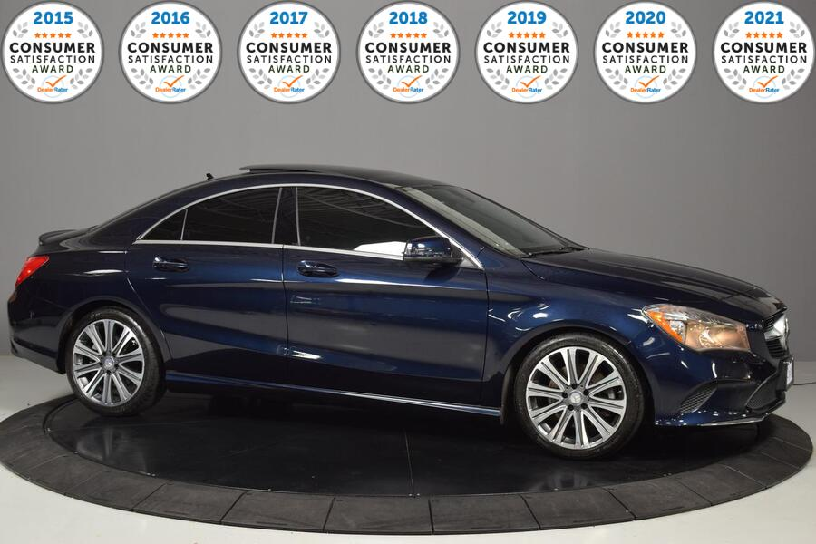 2017_Mercedes-Benz_CLA_CLA 250_ Glendale Heights IL
