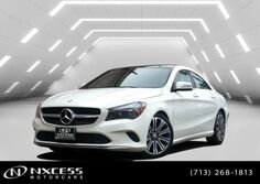 Mercedes-Benz CLA CLA 250 Panorama Heats Seats Smart Phone. 2017