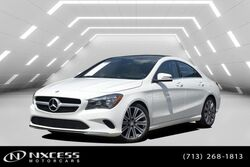 Mercedes-Benz CLA CLA 250 Panorama Smart Phone Integration. 2017