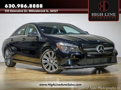 2017_Mercedes-Benz_CLA_CLA 250_ Willowbrook IL