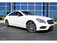 Mercedes-Benz CLS 550 4MATIC® Coupe 2017