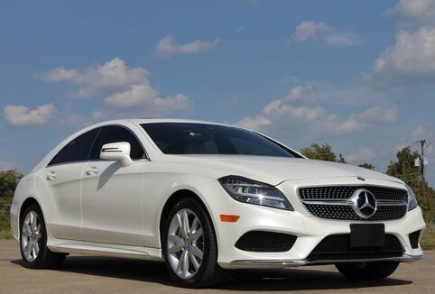 2017_Mercedes-Benz_CLS_550 Coupe_ Fort Worth TX