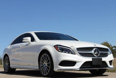 2017_Mercedes-Benz_CLS_550 Premium II Coupe_ Fort Worth TX