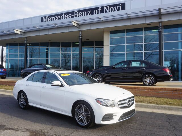 2017 mercedes benz e 300 e 300 4matic in novi mi for Mercedes benz novi michigan