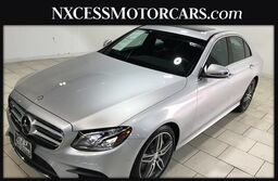 Mercedes-Benz E 300 E 300 Sport Package Blind Spot,Heated Seats. 2017