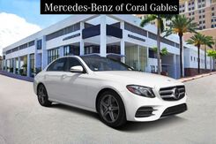 2017_Mercedes-Benz_E_300 Sedan_ Miami FL