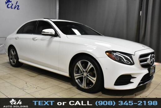 2017 Mercedes-Benz E-Class E 300 4matic Hillside NJ