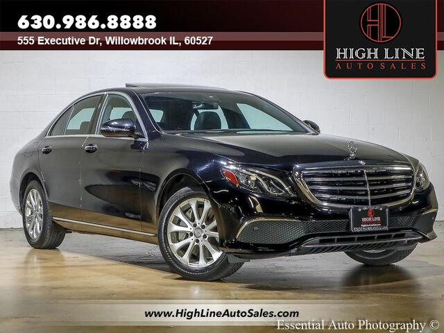 2017 Mercedes-Benz E-Class E 300 Luxury Willowbrook IL