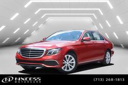 Mercedes-Benz E-Class E 300 Navigation Panorama Roof Low Miles Factory Warranty. 2017