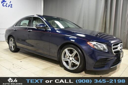 2017 Mercedes-Benz E-Class E 300 Sport 4Matic Hillside NJ