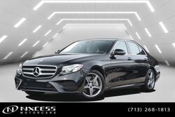 Mercedes-Benz E-Class E 300 Sport Clean MSRP $62,025! 2017