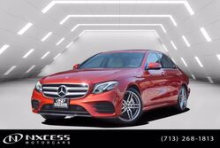 Mercedes-Benz E-Class E 300 Sport Factory Warranty MSRP $66025! 2017