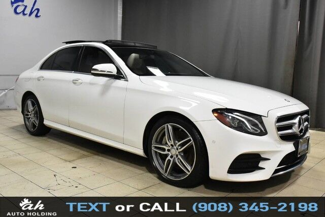 2017 Mercedes-Benz E-Class E 300 Sport Hillside NJ