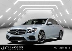 Mercedes-Benz E-Class E 300 Sport Navigation Blind Spot Parktronic Rear View Cam. 2017