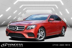 Mercedes-Benz E-Class E 300 Sport Package, Electric Trunk Close, Keyless Go, Parktronic, Blind Spot Assist, 2017