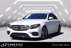 2017_Mercedes-Benz_E-Class_E 300 Sport Package, Electric Trunk Close, Keyless Go, Parktronic, Blind Spot Assist, Rear View Monitor, Heated Seats - Front_ Houston TX