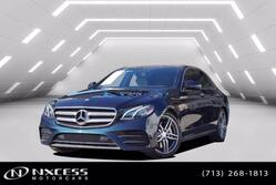Mercedes-Benz E-Class E 300 Sport Package, Keyless Go, Parktronic, Blind Spot, Rear View Monitor, Heated Seats 2017
