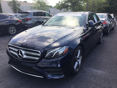 2017_Mercedes-Benz_E-Class_E 300 Sport_ Charleston SC