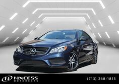 Mercedes-Benz E-Class E 400 Sport All The Option Warranty MSRP $65920! 2017