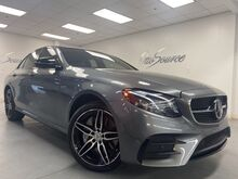 2017_Mercedes-Benz_E-Class_E 43 AMG®_ Dallas TX