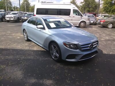 2017_Mercedes-Benz_E-Class_E300 Sport_ Charleston SC