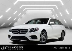 Mercedes-Benz E-Class E400 Sport 4Matic Station Wagon Msrp $68765. Warranty. 2017