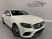 2017_Mercedes-Benz_E-Class_**Factory warranty**Beautiful interior_ Carrollton  TX