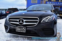 2017_Mercedes-Benz_E300_Sport 4Matic AWD / Heated & Ventilated Leather Seats / Navigation / Auto Start / Sunroof / Burmester Speakers / Bluetooth / Back-Up Camera / Blind Spot Assist / 1-Owner_ Anchorage AK