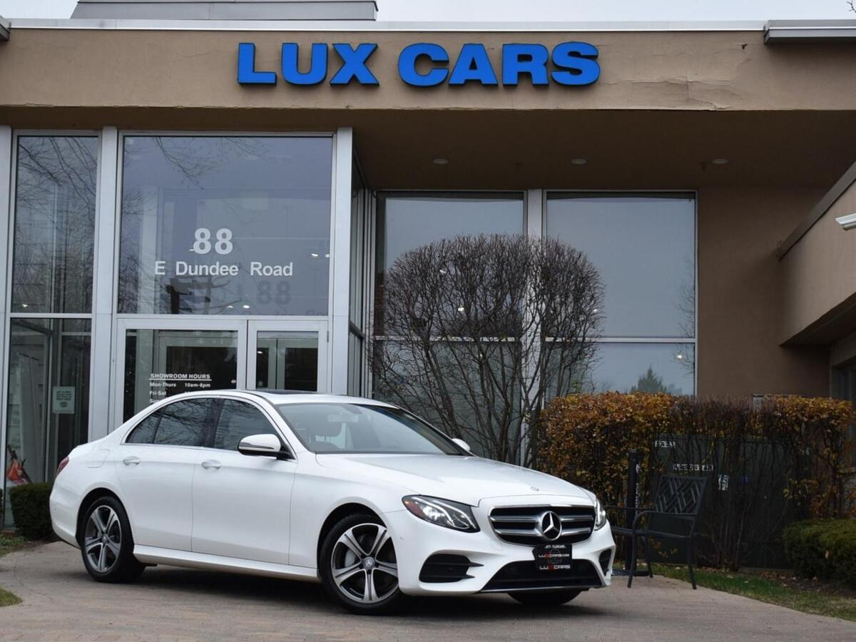 2017_Mercedes-Benz_E300_Sport Nav P1 4MATIC_ Buffalo Grove IL