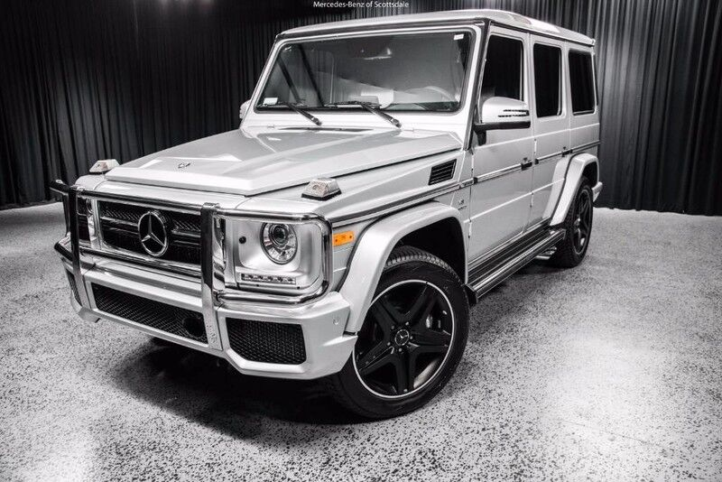 2017 mercedes benz g 63 amg suv scottsdale az 20198456 for Mercedes benz amg suv